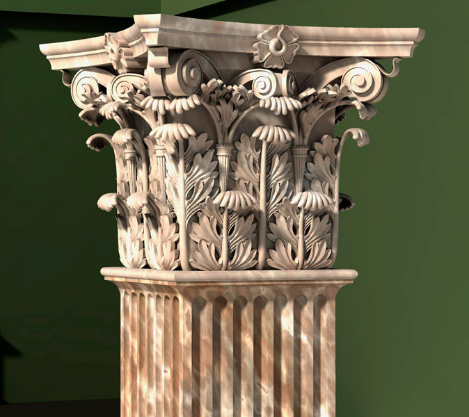 Columns & Pilasters